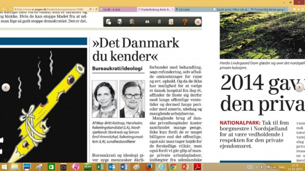 """""""Det Danmark du kender"""""""